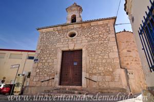 Campo Real, Ermita del Santo Cristo de la Peña