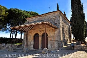 Campo Real, Ermita de la Virgen de las Angustias