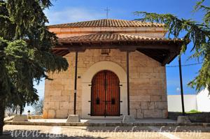 Campo Real, Ermita de la Virgen de los Remedios