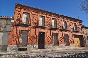 Casarrubuelos, Vivienda en la Calle Mayor, 7