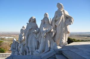 Cerro de los Ángeles, en Getafe, La Iglesia Triunfante