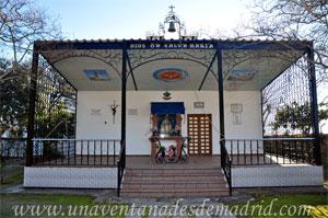 Cubas de la Sagra, Ermita de la Virgen de la Luna