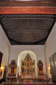Cubas de la Sagra, Interior de la Iglesia Parroquial