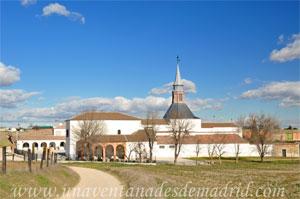 Cubas de la Sagra, Monasterio y Santuario de Santa María de la Cruz y la Santa Juana