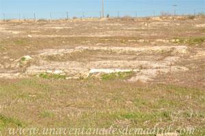 Cubas de la Sagra, Yacimiento del Camino de Santa Juana