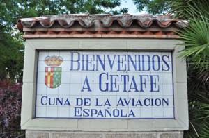 Bienvenidos a Getafe