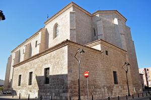 Getafe, Ábside y lateral Sur de la Catedral