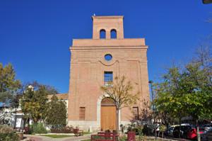 Getafe, Iglesia de los Santos Justo y Pastor
