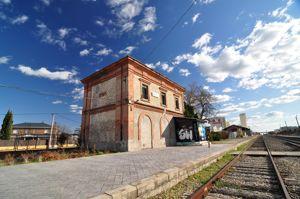 Griñón, Estación de Ferrocarril