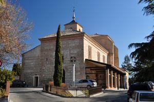 Griñón, Iglesia de Nuestra Señora de la Asunción