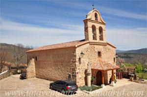 La Hiruela, Iglesia de San Miguel Arcángel