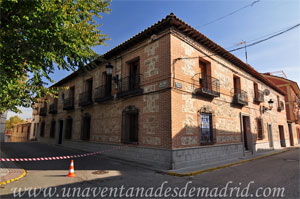 Valdelaguna, Casa Escobar