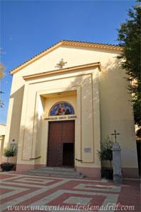 Humanes de Madrid, Iglesia de Santo Domingo de Guzmán