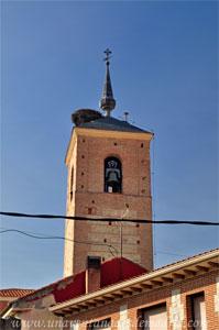 Humanes de Madrid, Torre de la Iglesia de Santo Domingo