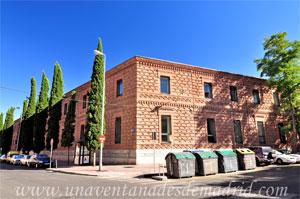 Leganés, Antigua Casa de Dementes de Santa Isabel