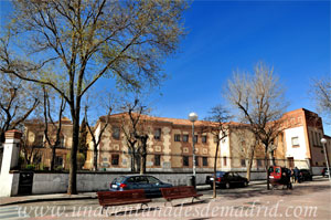 Leganés, Colegio de la Inmaculada