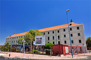 Leganés, Edificio Sabatini