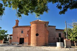 Leganés, Panteón de los Duques de Tamames en la Ermita de Nuestra Señora de Butarque