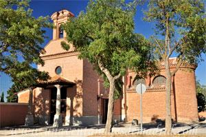 Leganés, Ermita de Nuestra Señora de Butarque