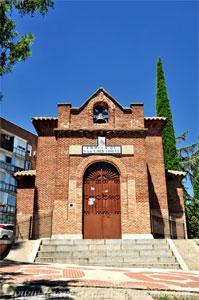 Leganés, Ermita de San Cristóbal
