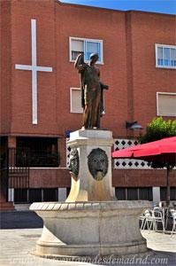 Leganés, Fuente de la Venus de La Fortuna