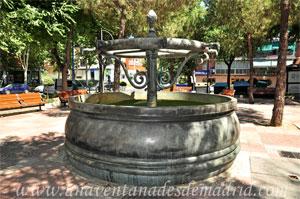 Leganés, Fuente de los Ocho Caños