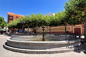 Leganés, Fuentehonda