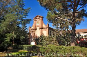 Leganés, Iglesia de Nuestra Señora del Buen Consejo