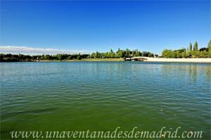 Leganés, Lago del Parque de Polvoranca