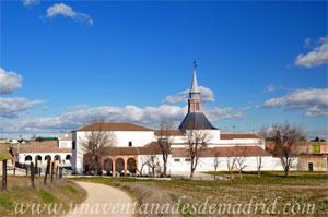Monasterio y Santuario de Santa María de la Cruz y la Santa Juana