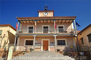 Montejo de la Sierra, Ayuntamiento