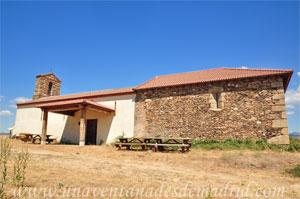 Montejo de la Sierra, Ermita de Nazaret