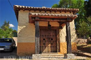 Montejo de la Sierra, Ermita de la Soledad