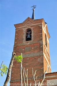 Moraleja de Enmedio, Cuerpo de campanas de la torre de la San Millán