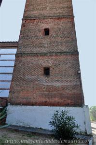 Moraleja de Enmedio, Torre de la Iglesia Parroquial de San Millán