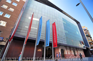 Móstoles, CA2M Centro de Arte Dos de Mayo de la Comunidad de Madrid