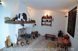 Móstoles, Cocina de la Casa-Museo de Andrés Torrejón