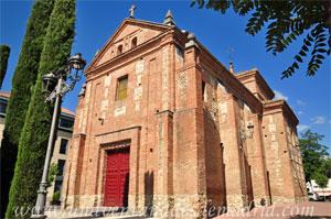Móstoles, Ermita de Nuestra Señora de los Santos