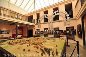 Móstoles, Patio del Museo de Móstoles