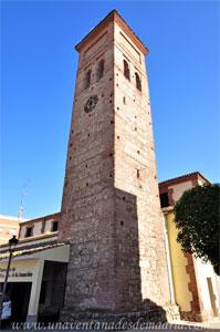 Móstoles, Torre múdejar de la Iglesia Parroquial de Nuestra Señora de la Asunción