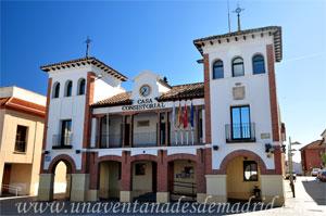 Pinto, Ayuntamiento