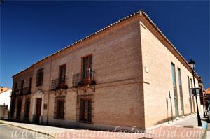 Pinto, Casa de la Cadena