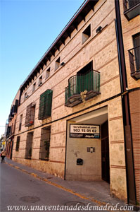 Pinto, Casa del siglo XVIII
