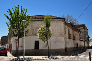 Pinto, Casa de estilo tradicional