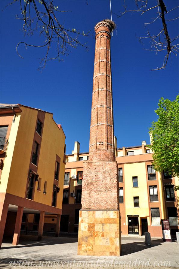 Pinto for Fabrica de chimeneas