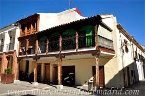 Pinto, Edificio del siglo XVIII