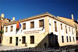 Pinto, Escuela de Adultos Mariano José de Larra