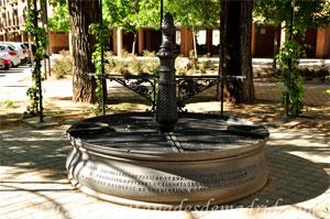 Pinto, Fuente de la Glorieta