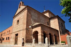 Pinto, Iglesia del Convento de las Monjas Capuchinas