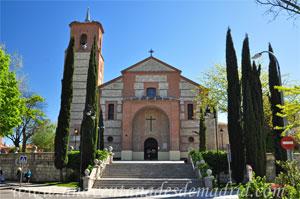 Pinto, Iglesia Parroquial de Santo Domingo de Silos